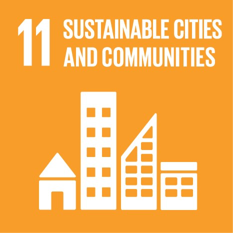 Sustainable cities and communities 1